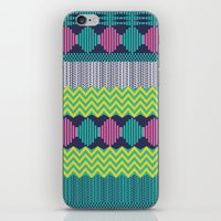Knitted 2 iPhone & iPod Skin
