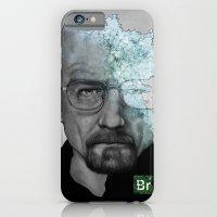 Walter White/Breaking Bad iPhone 6 Slim Case