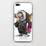 The Trespasser Bo55 iPhone & iPod Skin