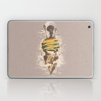 Lighting Up My World Laptop & iPad Skin