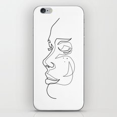 Artlessness V iPhone & iPod Skin