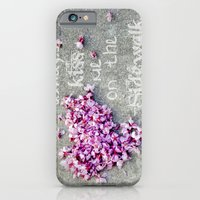 Kisses On The Sidewalk iPhone 6 Slim Case