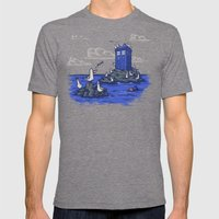 The Seagulls Have The Ph… Mens Fitted Tee Tri-Grey SMALL