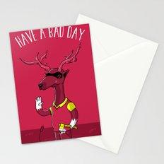 Bad Horacio Stationery Cards