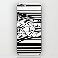 Tigers extinct in 12 years? iPhone & iPod Skin