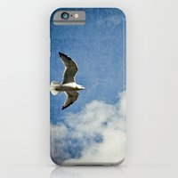iPhone & iPod Case featuring Seagull by Ginta Spate