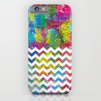 iPhone & iPod Case featuring Free Mix Coloride Abstract by Msimioni