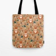 Squirrel Nutkin  Tote Bag