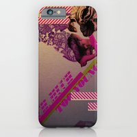 iPhone & iPod Case featuring Antoinette by Susan Marie