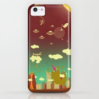 iPhone 5c Cases featuring The end of the world as we know it! by Fuacka