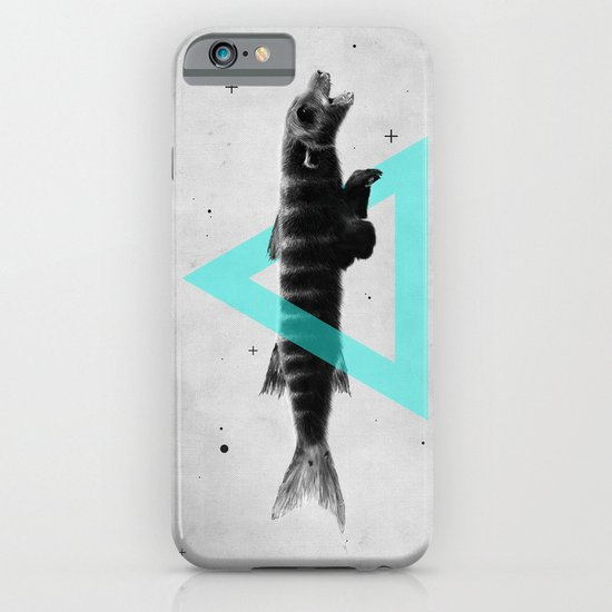 Bearracuda iPhone & iPod Case