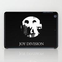Joy Division Design iPad Case