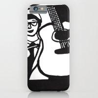 iPhone & iPod Case featuring 1960 b&w by Derek Donovan