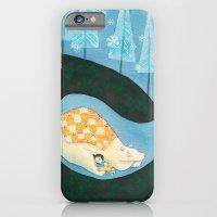 Hibernating Together iPhone 6 Slim Case