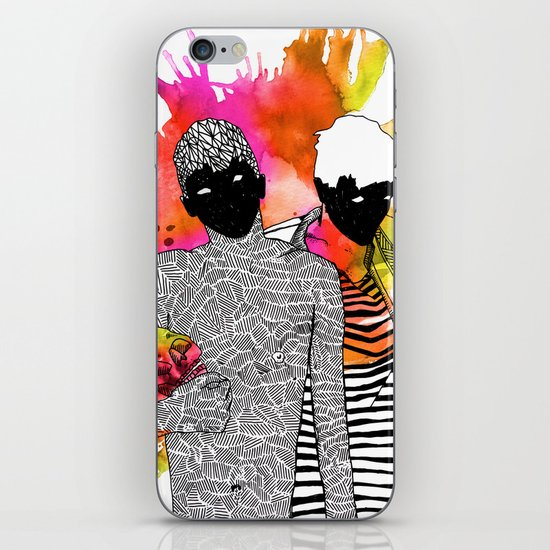 Young Liars 4 iPhone & iPod Skin
