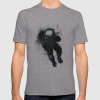 The Infinite Wanderers Mens Fitted Tee Athletic Grey SMALL