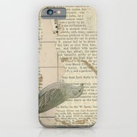 Cold Morning Song iPhone 6 Slim Case