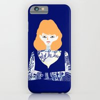 iPhone & iPod Case featuring Rehead with tatoo 01 by JulienB
