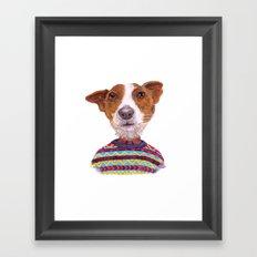 Alvin Framed Art Print