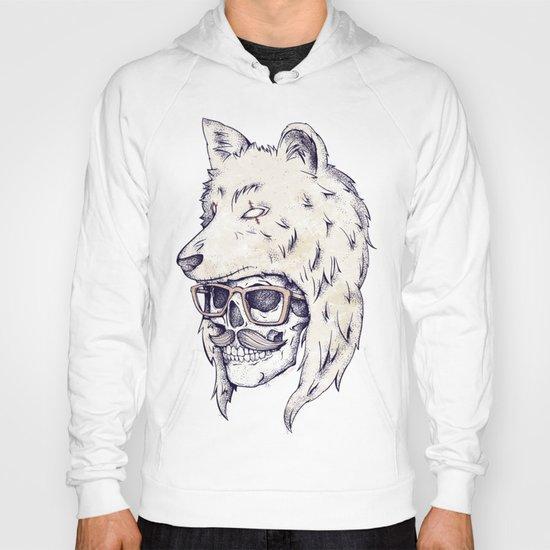 WOLF HAT Hoody