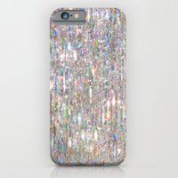 iPhone Cases featuring To Love Beauty Is To See Light (Crystal Prism Abstract) by soaring anchor designs