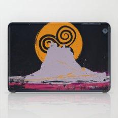 Holy Island of Lindisfarne, Northumberland, England iPad Case