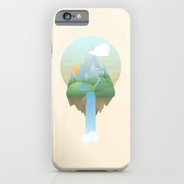 iPhone & iPod Case - Our Island in the Sky - Moremo