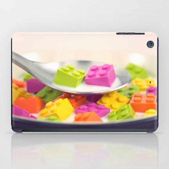 A Balanced Brickfast iPad Case