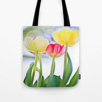 Cheerful Thoughts Tote Bag