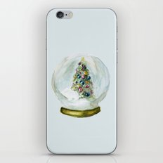 Snow Globe  iPhone & iPod Skin