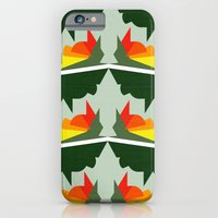 Burning Ships iPhone 6 Slim Case