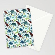Dinosaur Days Stationery Cards
