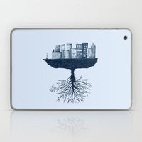 The World Against The Wo… Laptop & iPad Skin