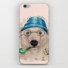 Polar Sailor iPhone & iPod Skin