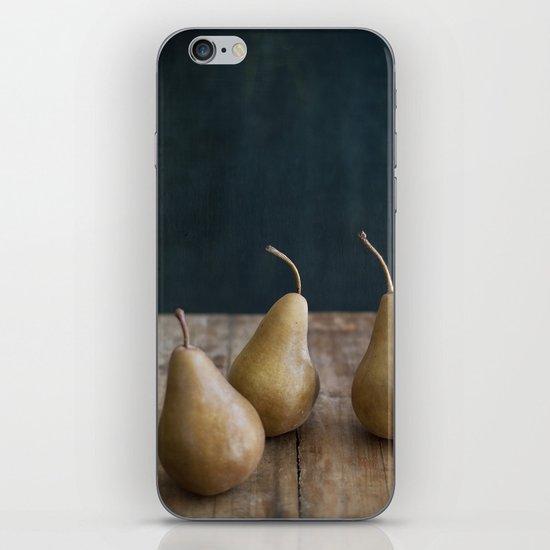 Pears iPhone & iPod Skin