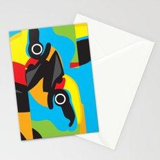 Black-browed Barbet Stationery Cards