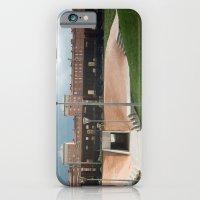 skate spot iPhone 6 Slim Case