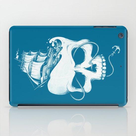 Sailing the Dead Sea iPad Case