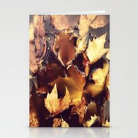 autumn 3 Stationery Cards