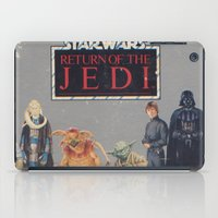 Retro Star Wars Crew! iPad Case