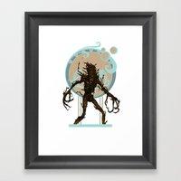 Tree King Framed Art Print