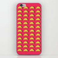 Tacos for Days iPhone & iPod Skin