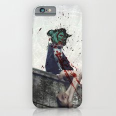 Bundenko street art iPhone 6s Slim Case