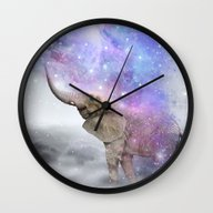 Don't Be Afraid To Dream… Wall Clock