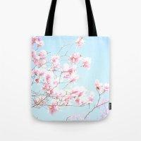 Spring Dance Tote Bag