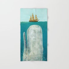 The Whale  Hand & Bath Towel
