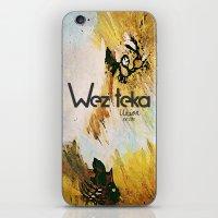 The Glorious Defeat… Wezteka Union iPhone & iPod Skin