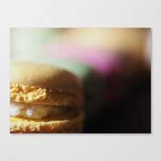 Macaron V2 Canvas Print