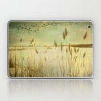 Winter Grass Laptop & iPad Skin