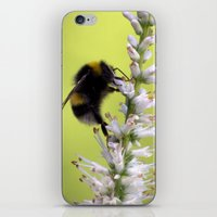 I'll be here for a while iPhone & iPod Skin